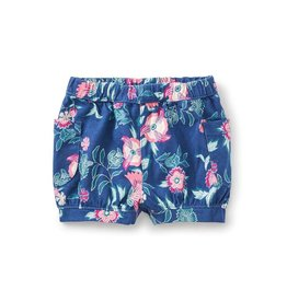 Tea Collection Kyoto Blooms Baby Cargo Shorts