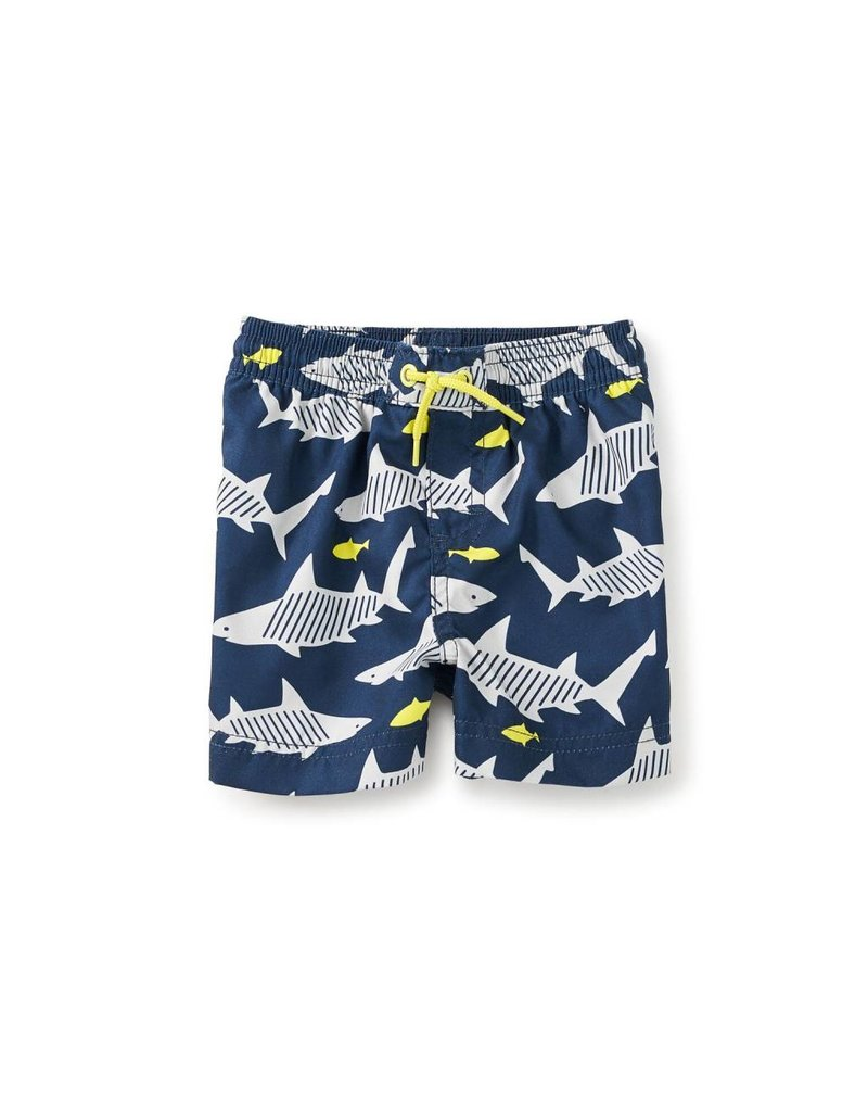 Tea Collection Wobbegong Baby Swim Trunks