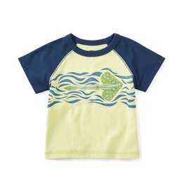 Tea Collection Stingwave Graphic Tee