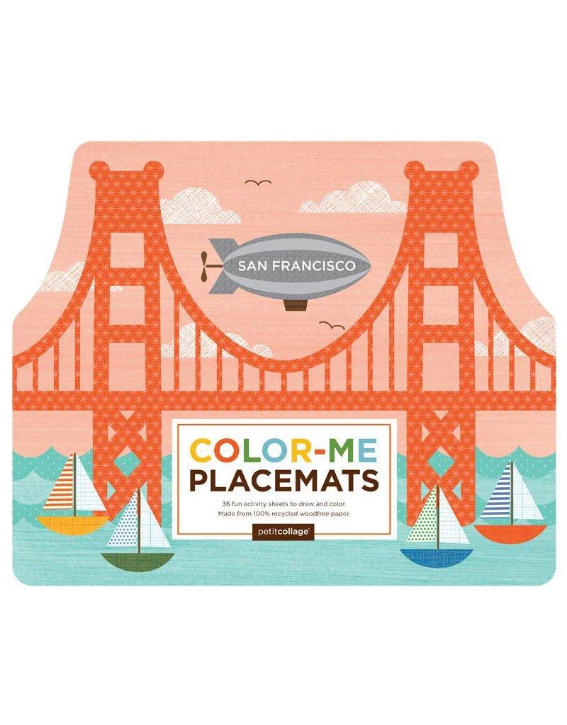 Petit Collage San Francisco Color-Me