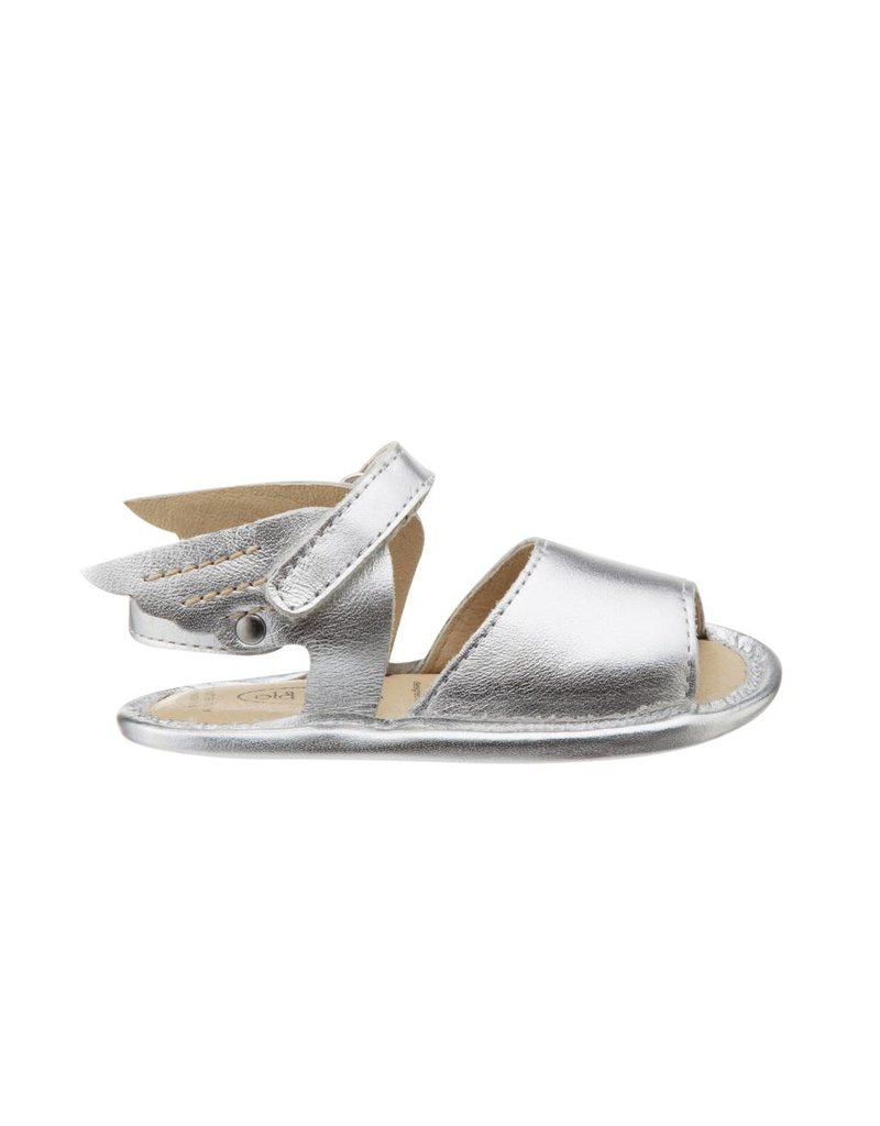 Old Soles Free Sandal- Silver