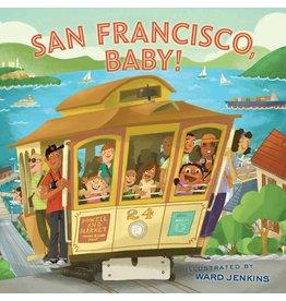Chronicle Books San Francisco, Baby!