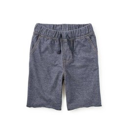 Tea Collection Denim Like French Terry Shorts