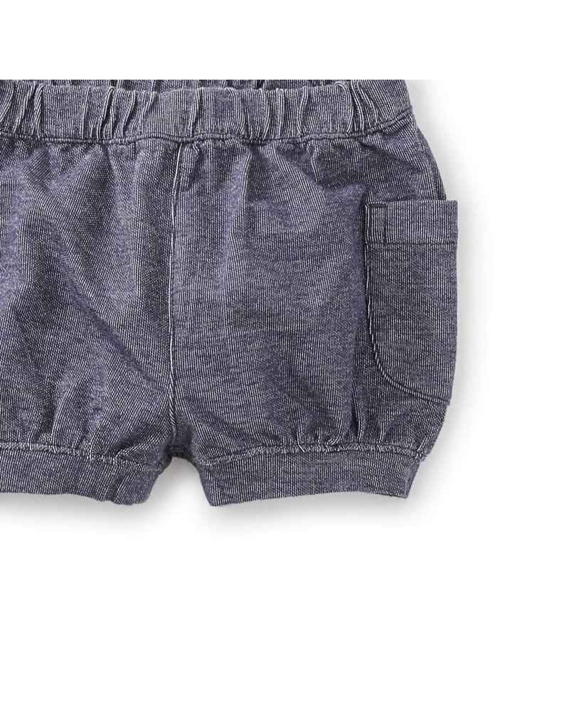 Tea Collection Denim Like Baby Cargo Shorts