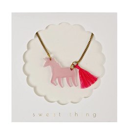 Meri Meri Unicorn Necklace