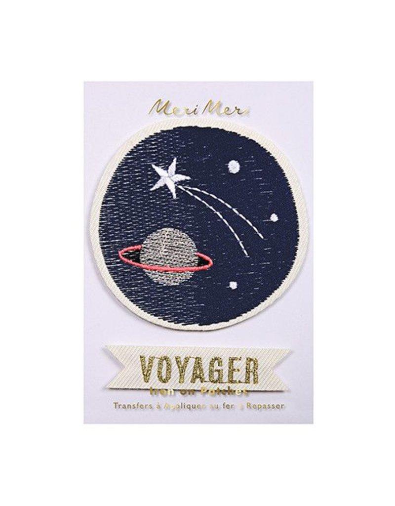 Meri Meri Iron On Patches- Space Voyager