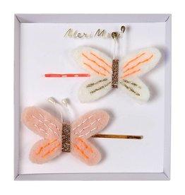 Meri Meri Hair Pins- Butterflies