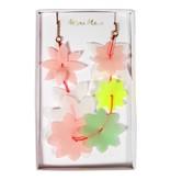 Meri Meri Necklace- Fabric Floral