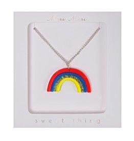 Meri Meri Necklace- Rainbow