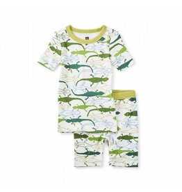 Tea Collection Leapin' Lizards Pajamas