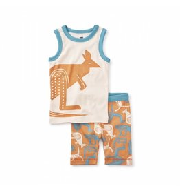 Tea Collection Wallaroo Tank Pajamas