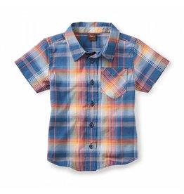 Tea Collection Cooper Plaid Shirt