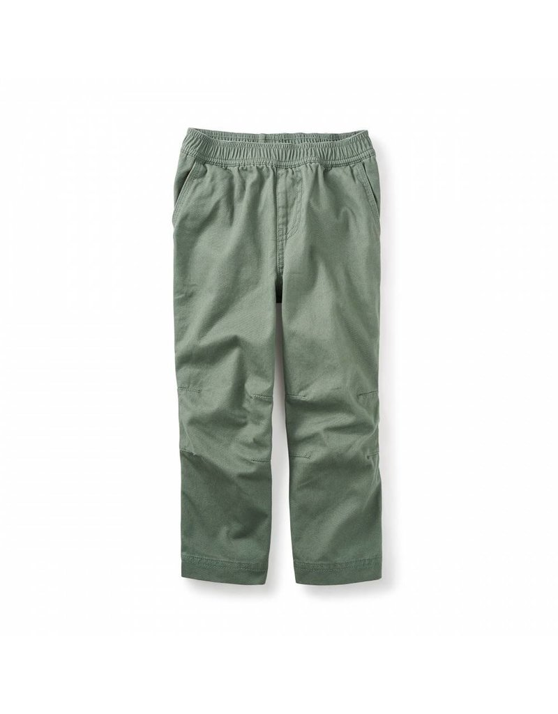 Tea Collection Easy Does It Canvas Pants