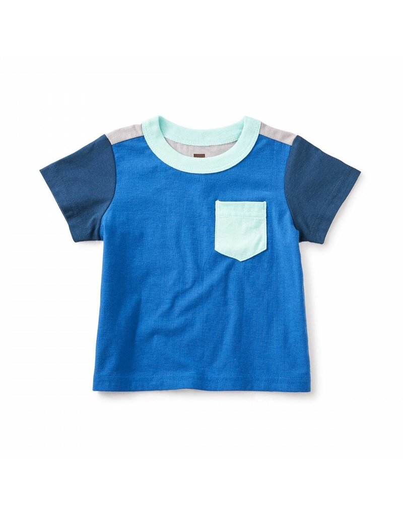 Tea Collection Apollo Bay Pocket Baby Tee