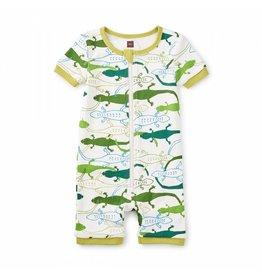 Tea Collection Leapin' Lizards Baby Pajamas