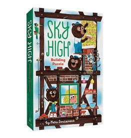 Hachette Sky High Building Puzzle