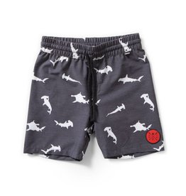 Munster Kids Hammer Time Board Shorts