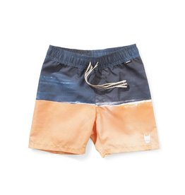 Munster Kids Volcano Board Shorts