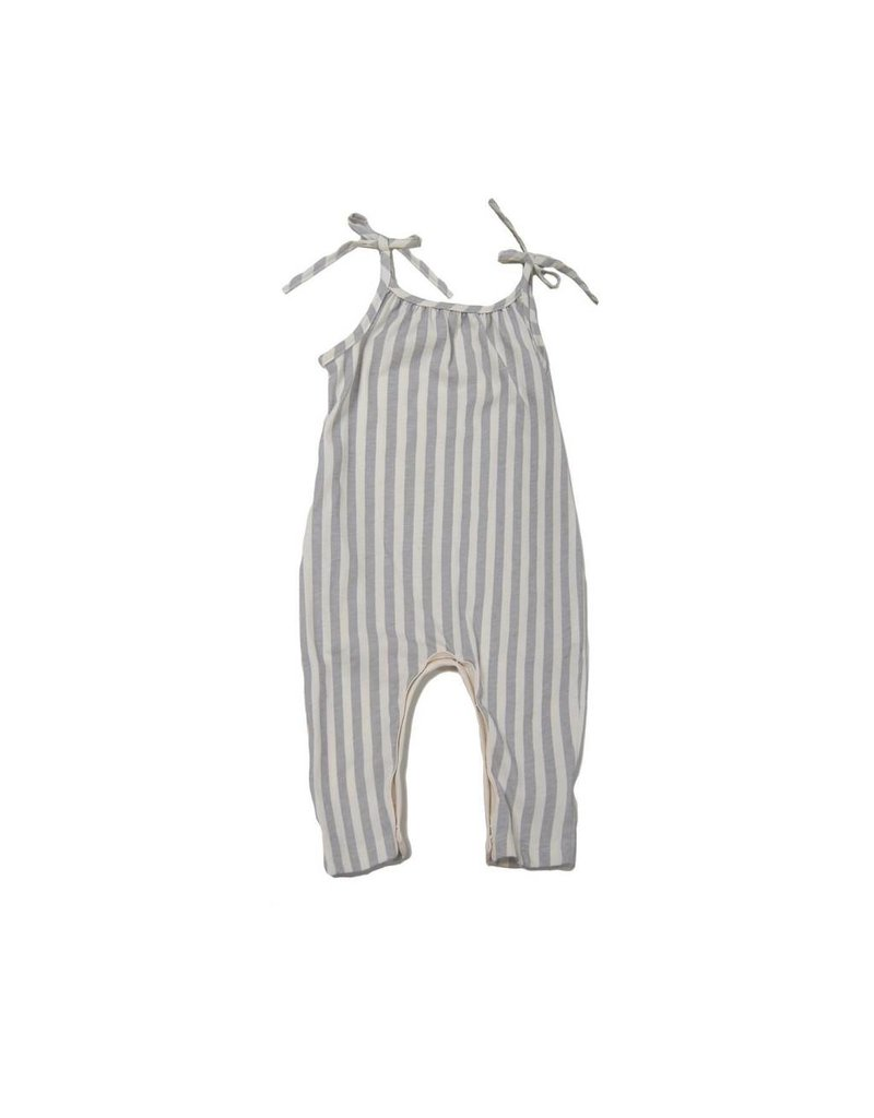Go Gently Nation Vertical Stripe Jumpsuit