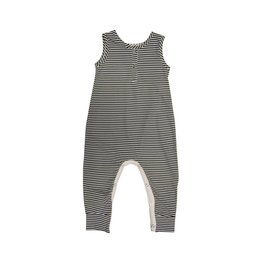 Go Gently Nation Henley Stripe Jumpsuit