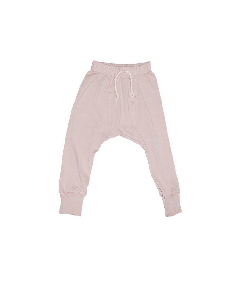 Go Gently Nation Harem Pants- Light Pink
