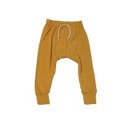 Go Gently Nation Harem Pants- Golden