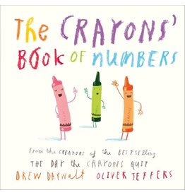 Penguin Random House Crayons Book of Numbers