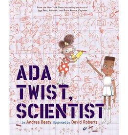 Abrams-Stewart Tabori & Chang Ada Twist Scientist
