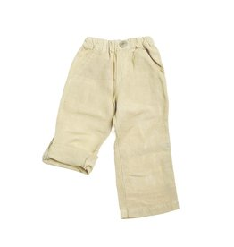 Bitz Kids Linen Roll Up Pant