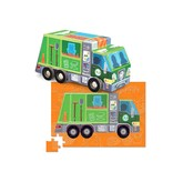 Recycle Truck Puzzle, 48-pc