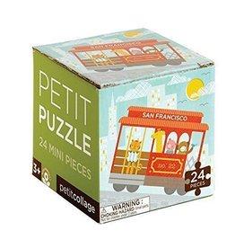 Petit Collage San Francisco Petit Puzzle