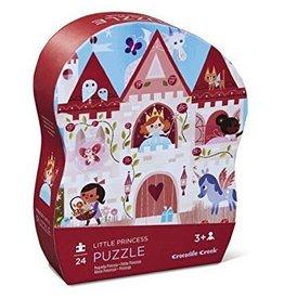 Crocodile Creek Little Princess Mini Puzzle 24 pc