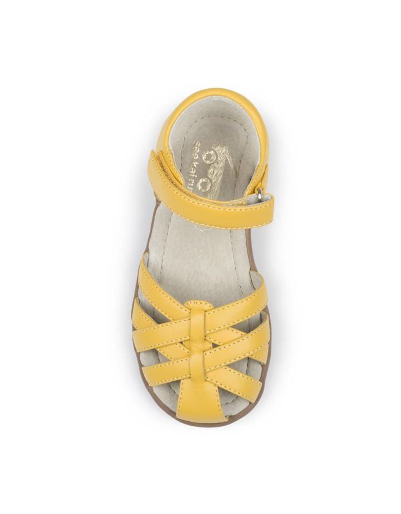 See Kai Run Camila Sandal Yellow