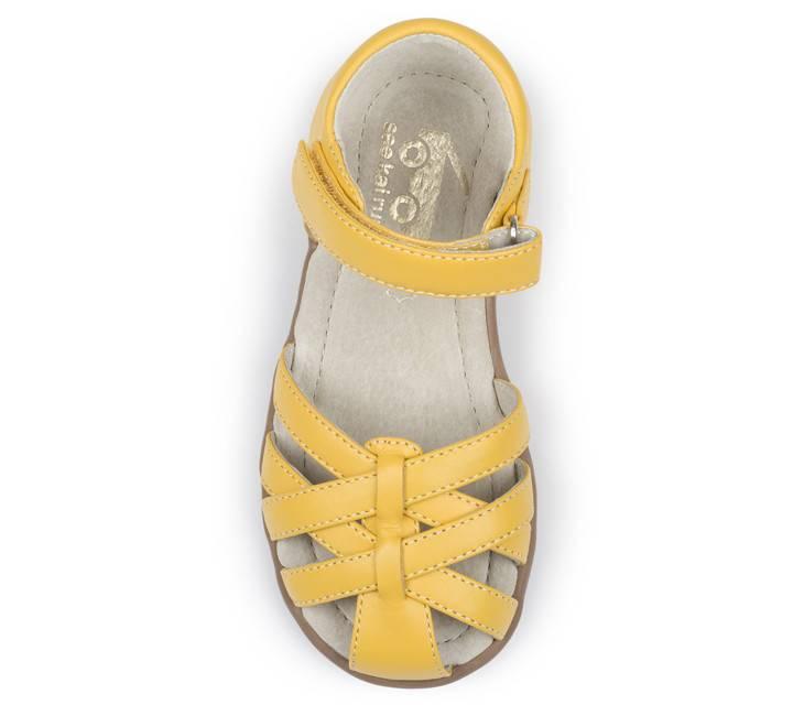 See Kai Run Camila Sandal Yellow