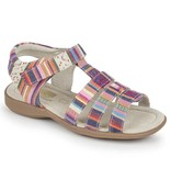 See Kai Run Fe Sandal Stripe