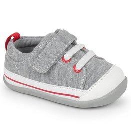 See Kai Run Stevie Baby Sneaker Gray