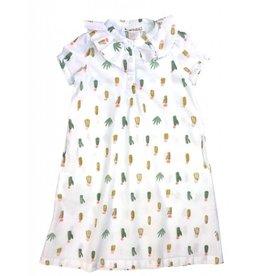 Peas & Queues Cactus Baby Dress