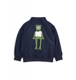 Mini Rodini Frog Baseball Jacket