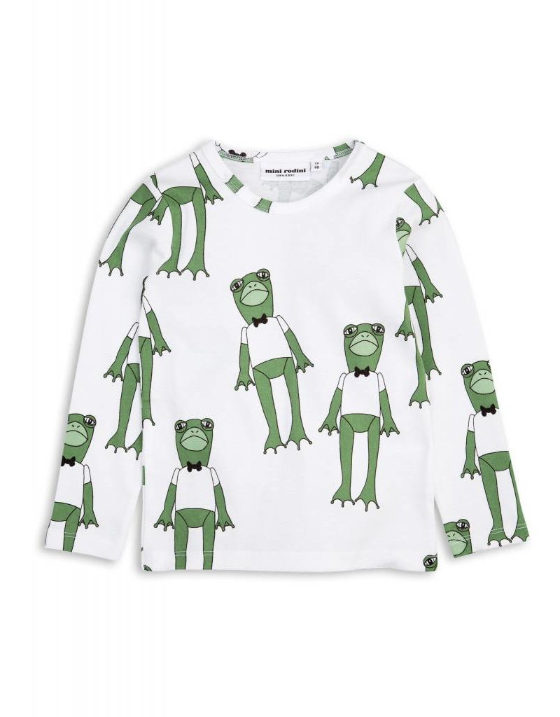 Mini Rodini Frogs Shirt