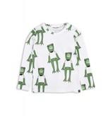 Mini Rodini Frogs Baby Shirt