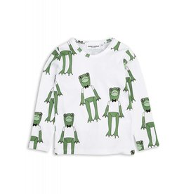 Mini Rodini Frogs Baby Shirt