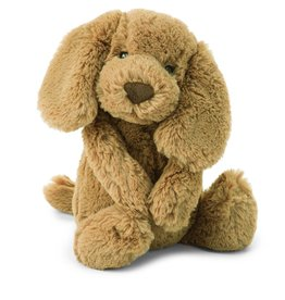 Jellycat Bashful Puppy Toffee - Small