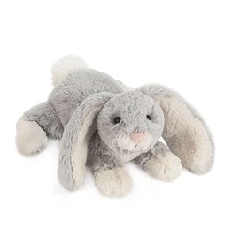 Jellycat Loppy Bunny Silver- Medium
