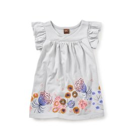 Tea Collection Tara Wrap Neck Baby Dress