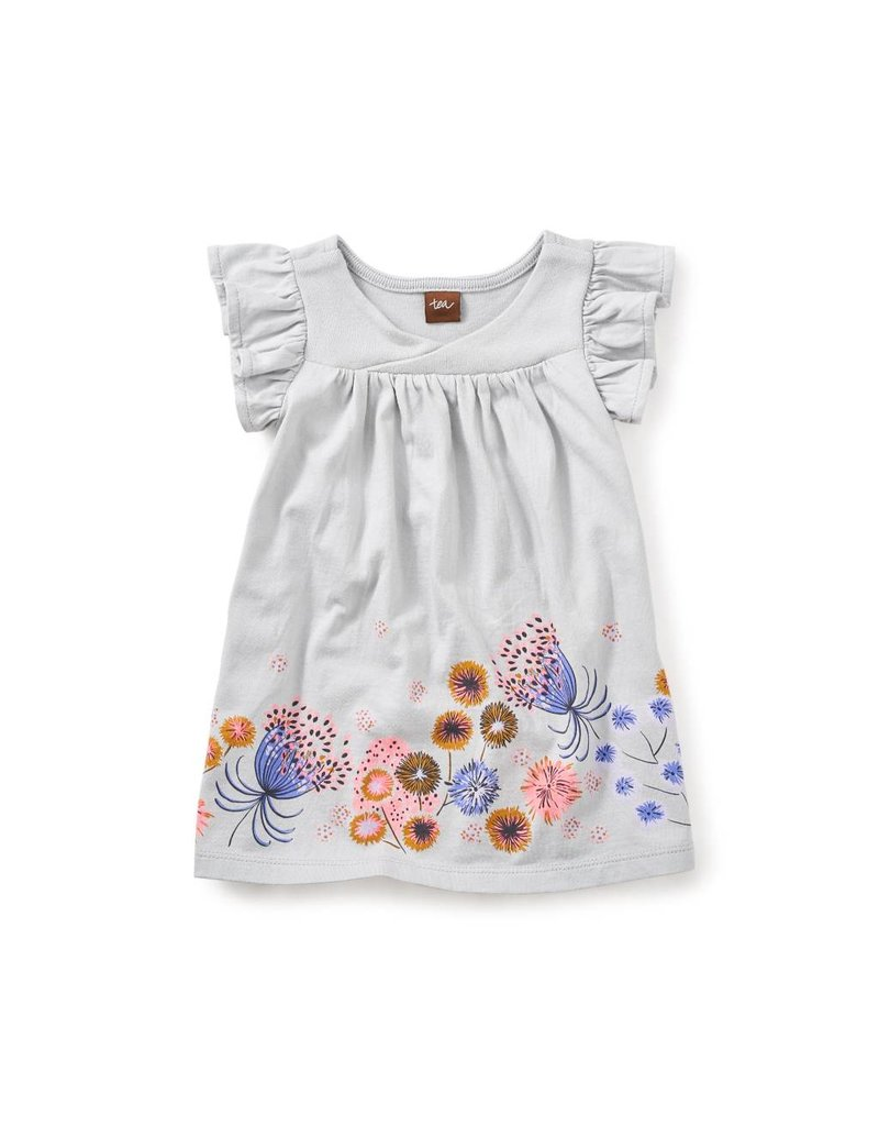 Tea Collection Tara Wrap Neck Baby Dress