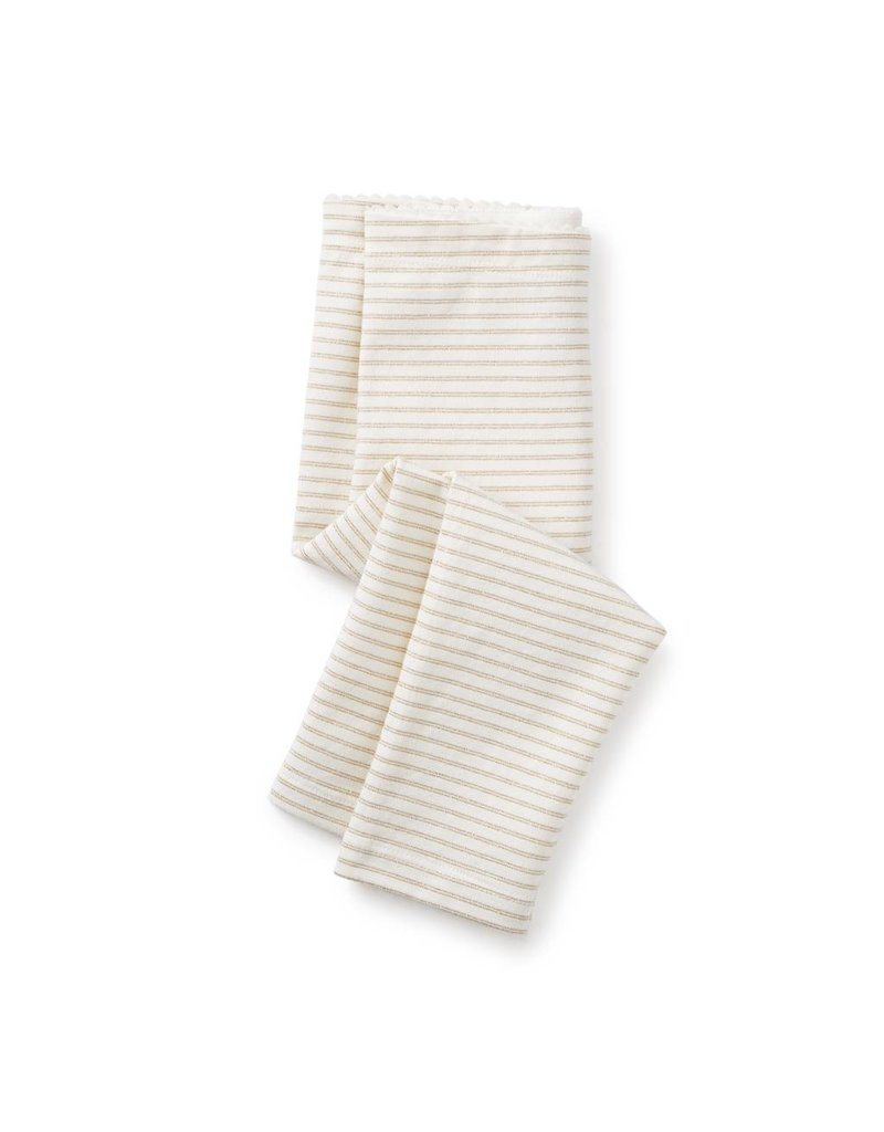 Tea Collection Sparkle Stripe Leggings
