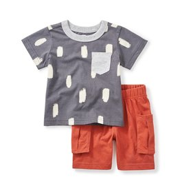 Tea Collection Pedirka Baby Outfit