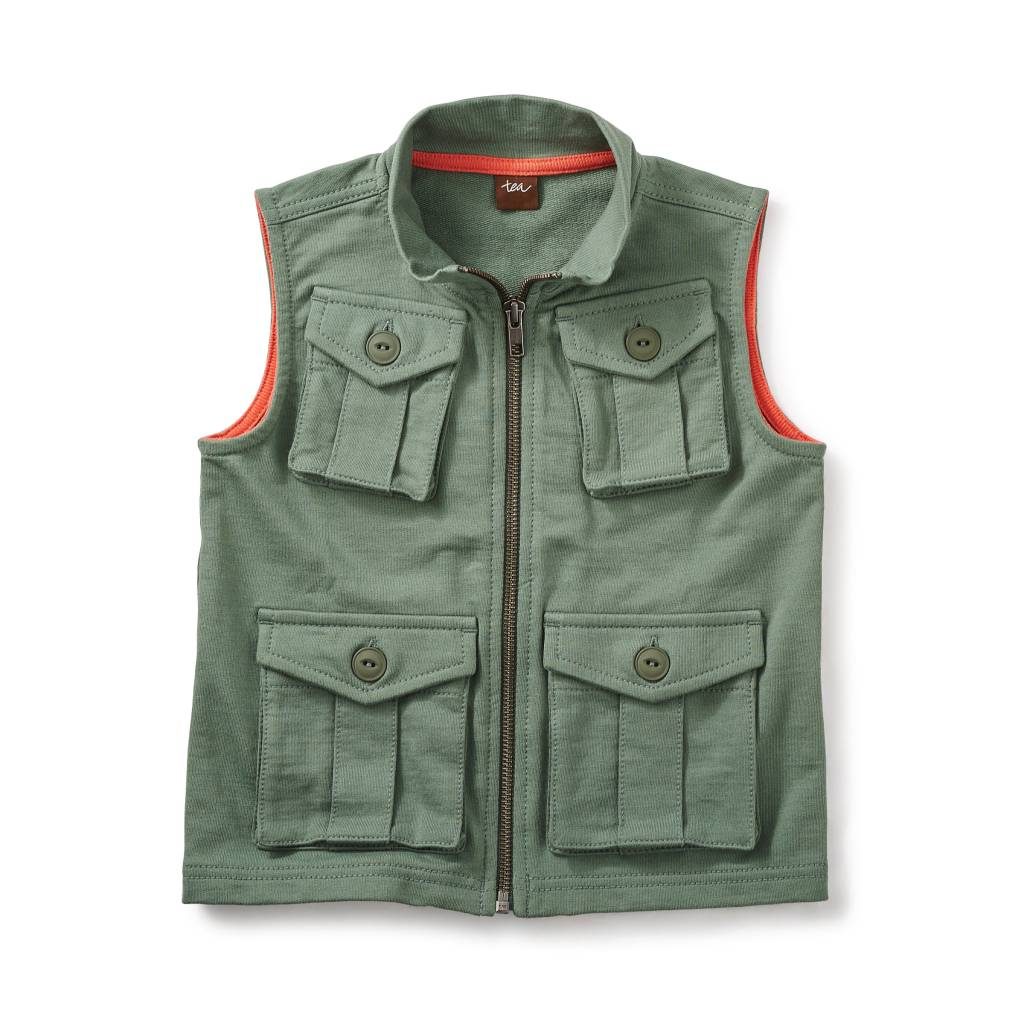 Tea Collection Oodnadatta Outback Vest