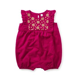 Tea Collection Maryborough Embroidered Romper
