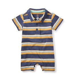 Tea Collection Kings Cross Polo Romper